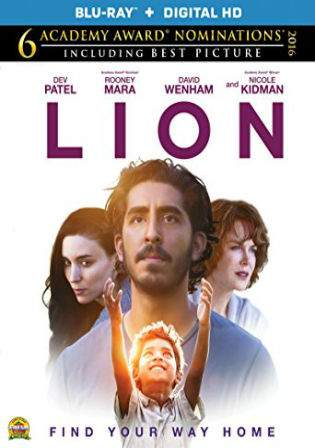 Lion 2016 BluRay 350MB English Movie 480p Watch Online Full Movie Download bolly4u
