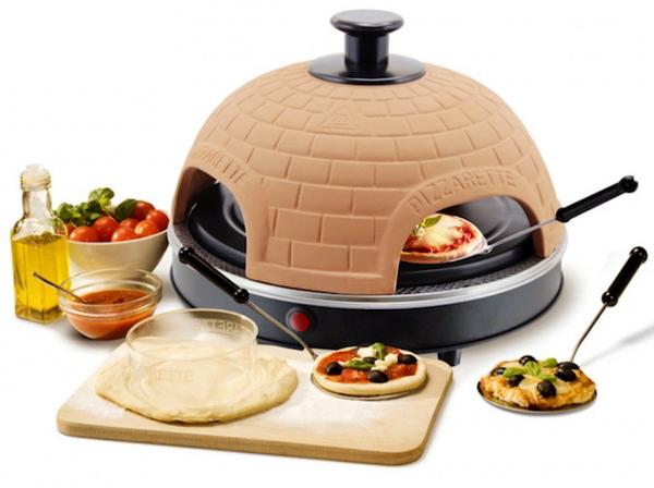 pizzarette le four pizza l ctrique. Black Bedroom Furniture Sets. Home Design Ideas
