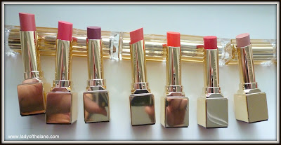 Clarins Rouge Eclat Lipsticks