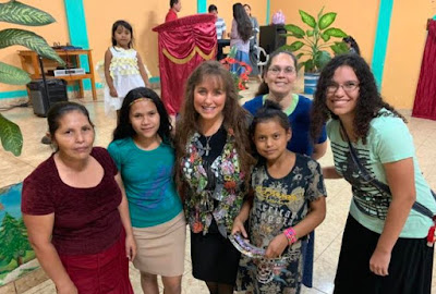 Michelle Duggar Central America 2018