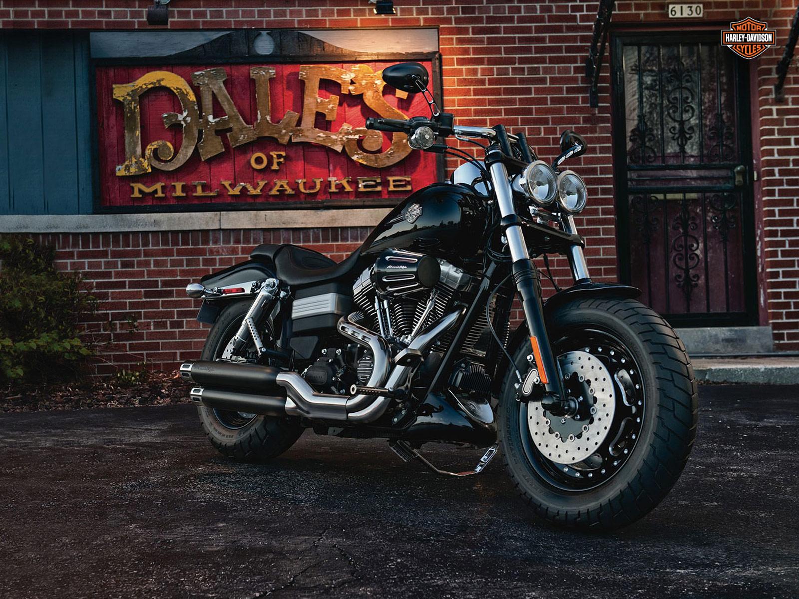 Harley Davidson Bob: 2012 FXDF Dyna Fat Bob Harley-Davidson Pictures, Review, Specs