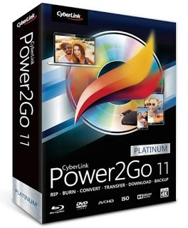 CyberLink Power2Go Platinum 12.0.0516.0 Full Keygen
