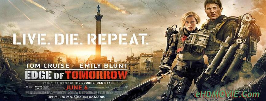Edge of Tomorrow 2014 Full Movie Dual Audio [Hindi – English] 720p – 480p ORG BRRip 400MB – 950MB ESubs Free Download