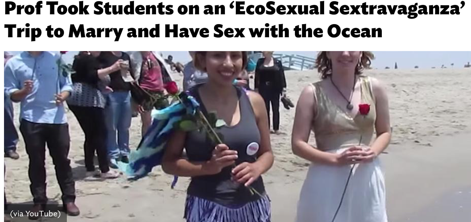 Ecosexual youtube