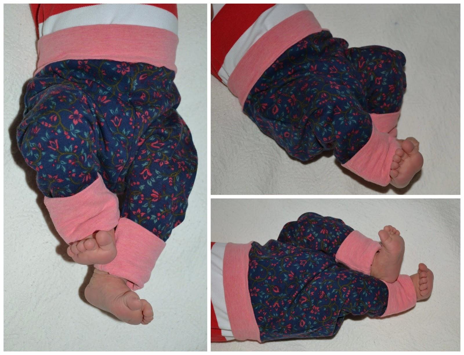 41ea2d0e616 Põlled ja papud: Beebi haaremipüksid