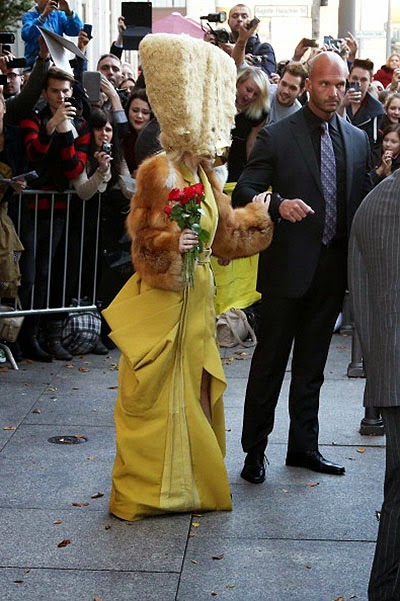 Lady Gaga Halloween fashion