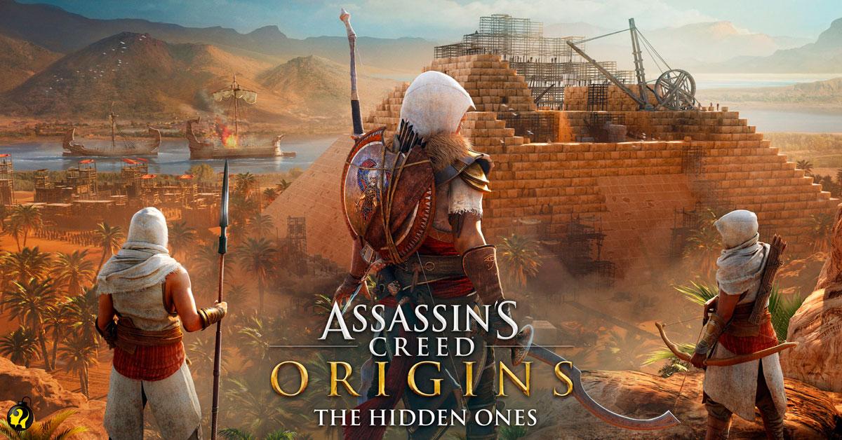 Assassin's Creed Origins não inova, mas resgata dignidade da saga