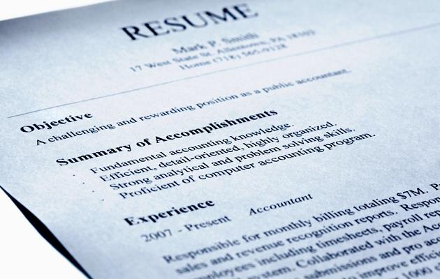 Rahsia Pembuatan 'Winning Resume' Yang Wajib Anda Tahu