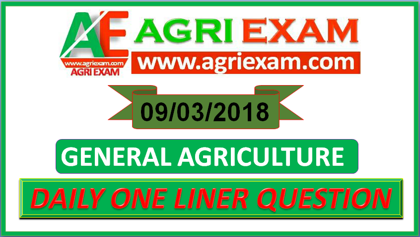 Agriculture NET Exam