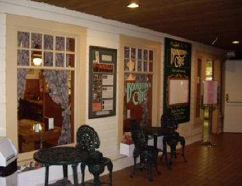 Boomtown Café at WDM