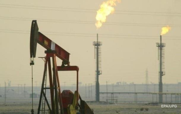 Ціна на нафту впала нижче 74 доларів