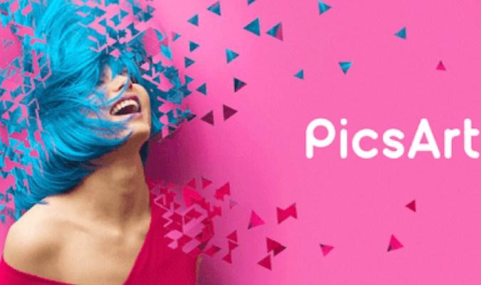 Aplikasi Vektor - Picsart