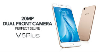 Vivo V5 Plus Specification - Features And Price In Nigeria, China And India