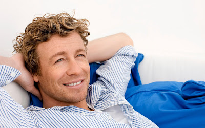 Simon Baker most handsome men