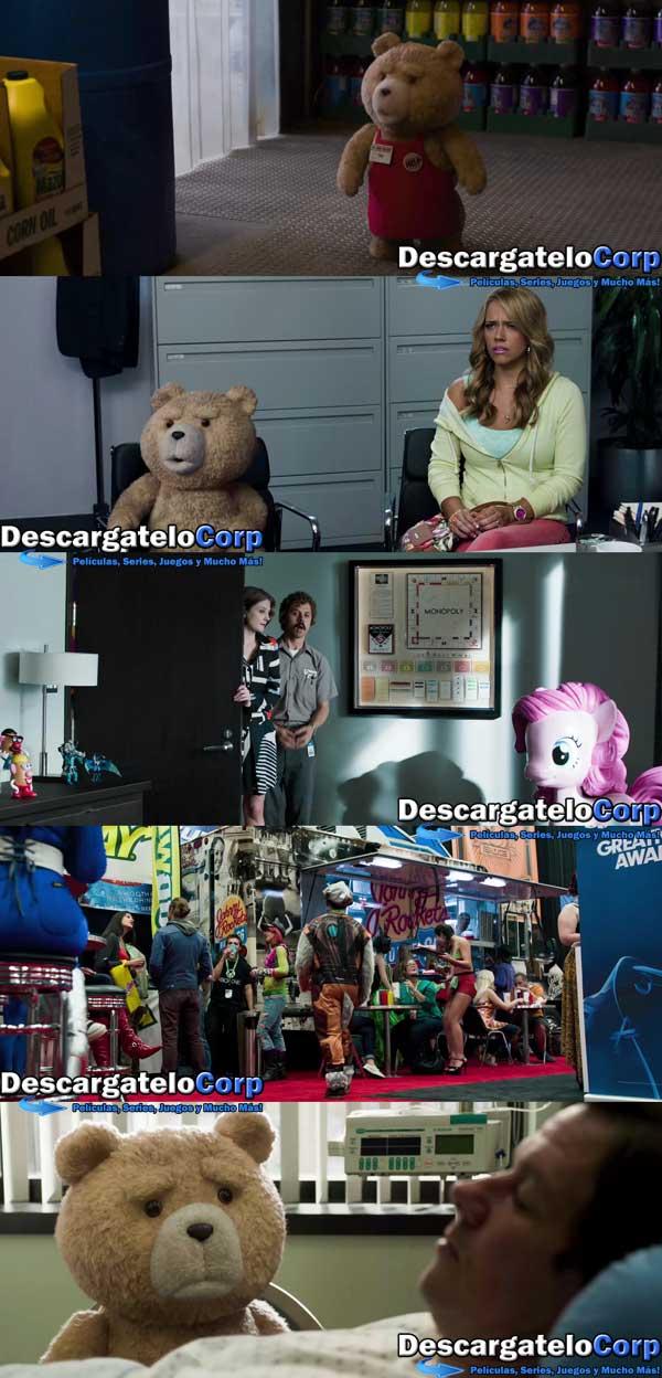 Descargar Ted 2 HD 1080p