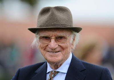 Famous Racehorse Commentator: Peter O'Sullevan