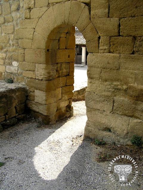 LE BOUCHET (26) - Eglise romane Notre-Dame