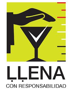Imagen folleto campaña Lena con responsabilidad / L.lena con responsabilidá. Lena.
