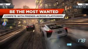 تحميل لعبة سباق السيارات الاخيرة Need for Speed APK + MOD مهكرة للاندرويد