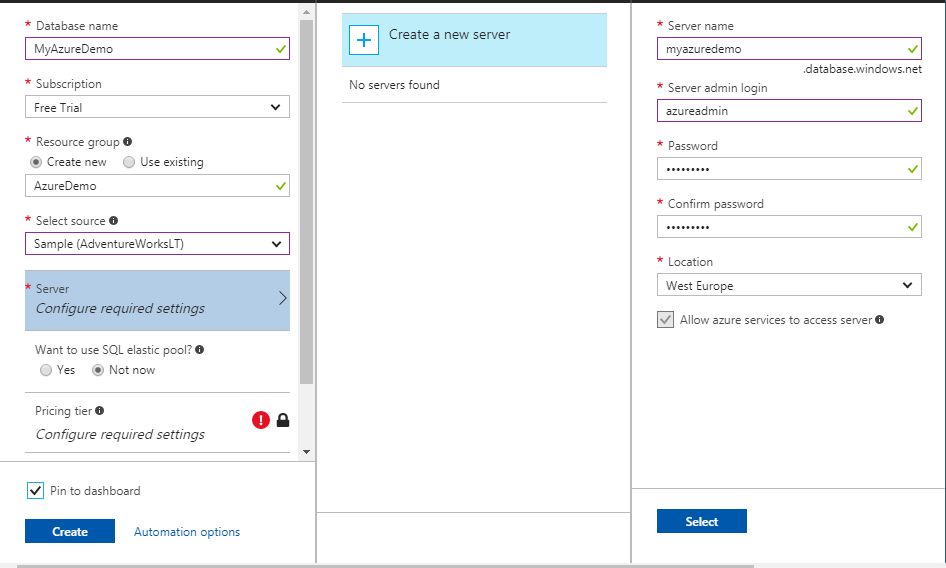 How to use Azure Portal?