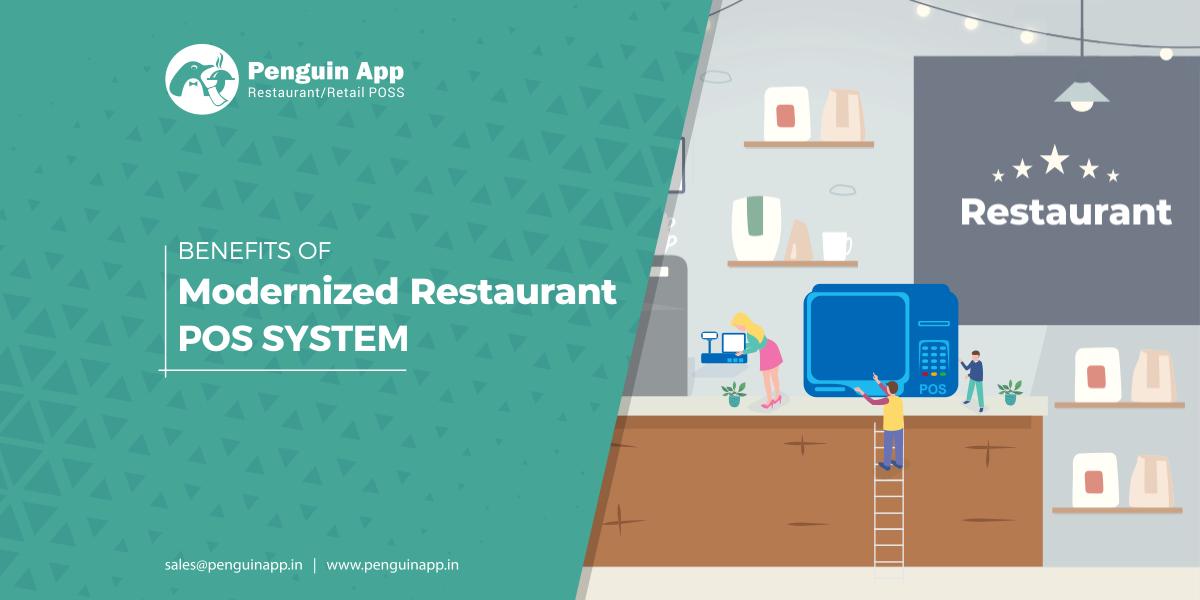 Modernized Restaurant POS System