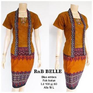 Kebaya Belle KBW 397