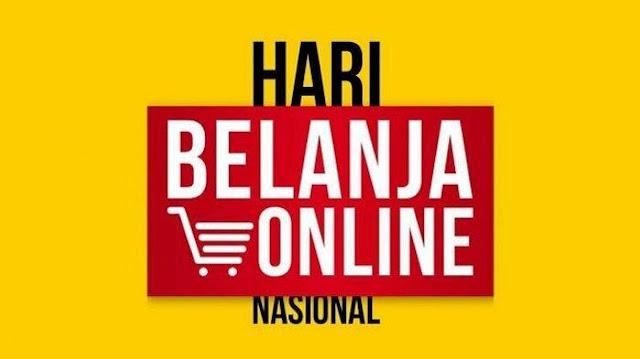 Siap-Siap Harbolnas 2018, Ini Daftar Online Shop Peserta Harbolnas Dan Promo Produk Lokalnya