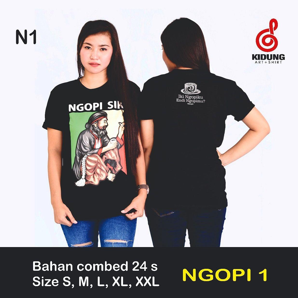 Kidung Clothing Ngopi1