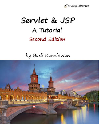 Best Books to Learn JSP and Sevlet