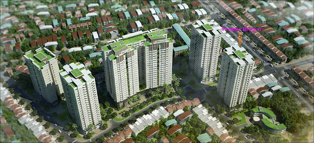Dự án chung cư Premier Berriver Long Biên