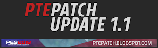 PTE PATCH 2018 V 1.1 (Update Only)