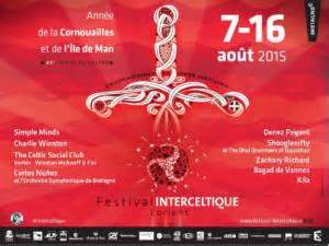 Festival interceltique 2015