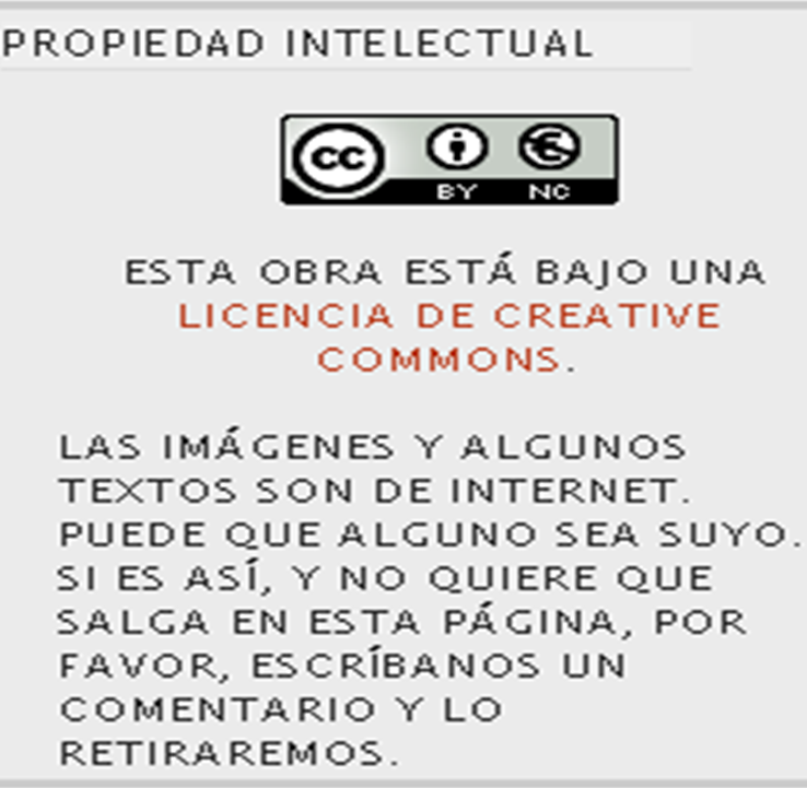 PROPIEDAD INTELECTUAL CREATIVE COMMONS