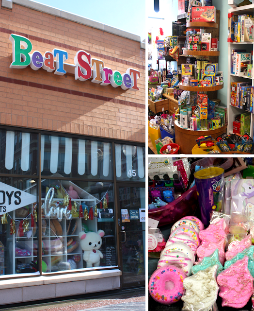 Beat Street Toy and Gift Story in Arlington Heights, Illinois