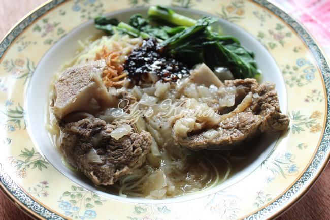 Mee Sup Tulang Istimewa Azie Kitchen Yang Sangat Sedap Azie Kitchen
