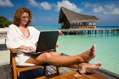 Le VPN on vacation