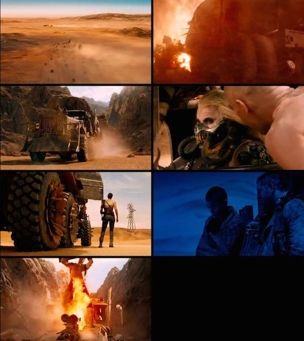 Mad Max Fury Road 2015 Dual Audio BluRay 1080p