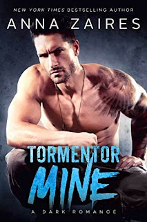 Tormentor Mine - an addictive romantic suspense novel promotion by Anna Zaires