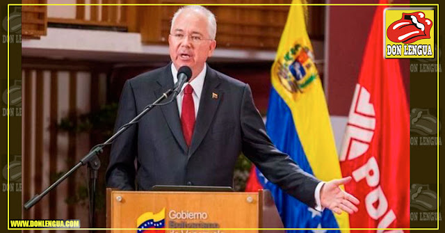 Rafael Ramírez asegura que las Fuerzas Armadas abandonarán a Nicolás Maduro