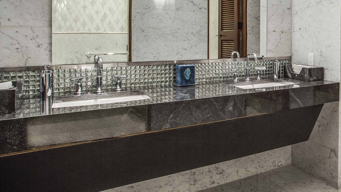 Granite Stone become very Popular in Flooring and Wall