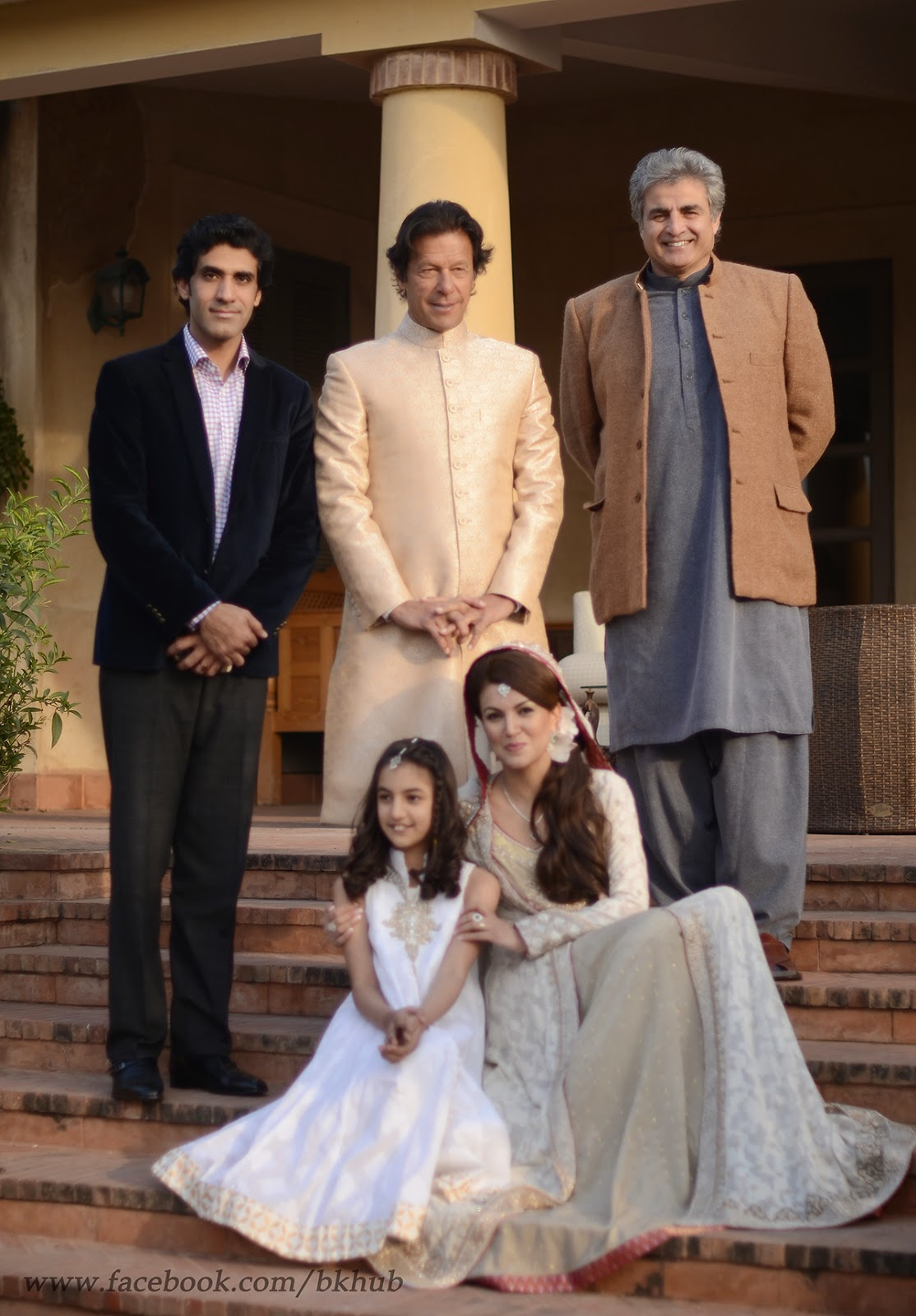 Imran Khan Wedding Pictures Reham Khan Wedding Pictures