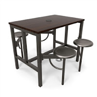 OFM Endure Series Powered Table 9004