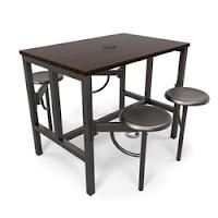 OFM Endure Series Powered Table 9004
