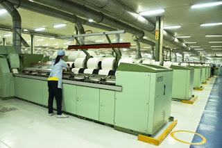 Lowongan Kerja SMK Wanita Tangerang PT Indah Jaya Textile Industry Banten