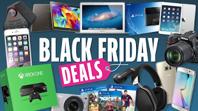 Black Friday Deals, Cyber Monday Deals, Offers, Discounts, News