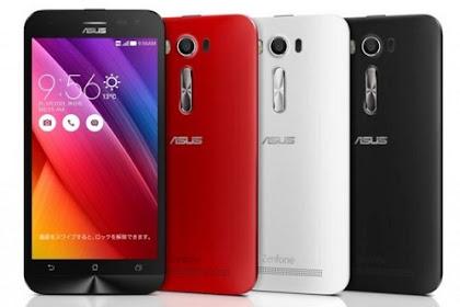 Asus Zenfone 2 Laser Smartphone 4G Performa High End Harga Low End
