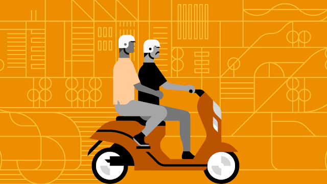 Request uberMOTO in Gurgaon and pay flat Rs 10 only