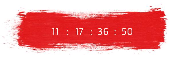 Depeche Mode Countdown