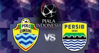 PSKC Cimahi Jamu Persib Bandung di Stadion Wiradadaha Tasikmalaya
