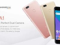 Harga dan Spesifikasi Smartphone Xiaomi Mi A1